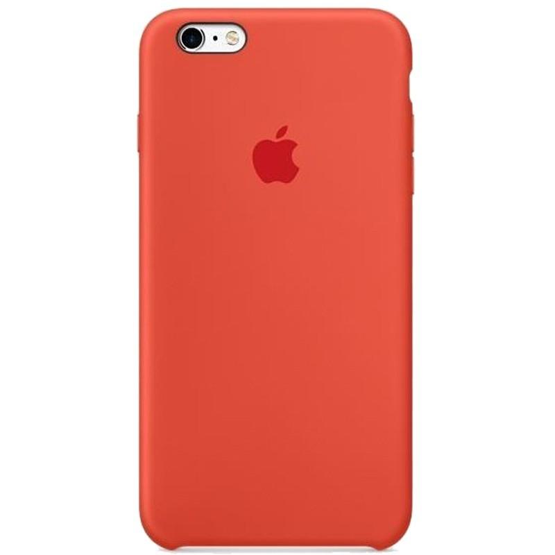 coque silicone origine iphone xxs orange